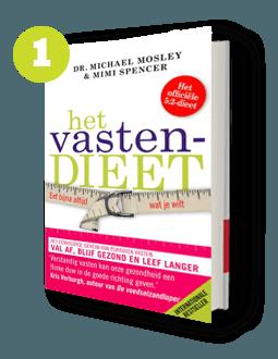 Het Vastendieet Dieetboek