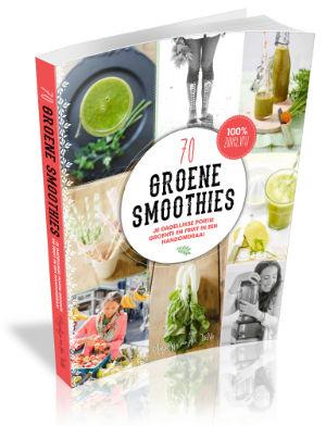 groene smoothies het vastendieet
