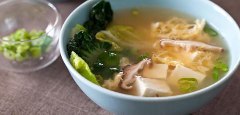 miso soep afvallen