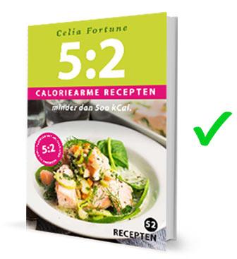 5:2 Dieet Recepten