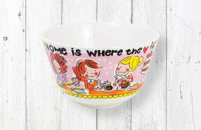 Blond Amsterdam Home Kom Home - Ø 14 cm