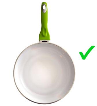 Durandal Groene Koekenpan