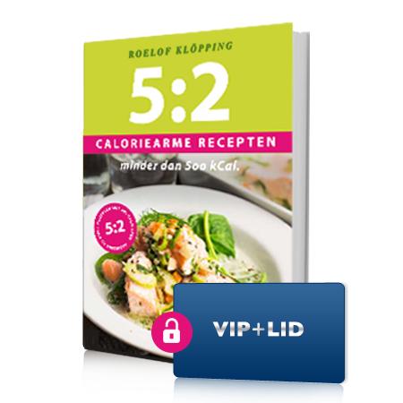 Het 52 Vastendieet VIP+ Lidmaatschap