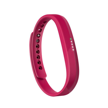 Fitbit Flex 2 activity tracker - Roze