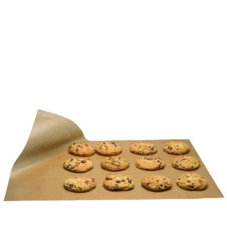 Kitchencraft Non-stick herbruikbaar bakvel/papier KC