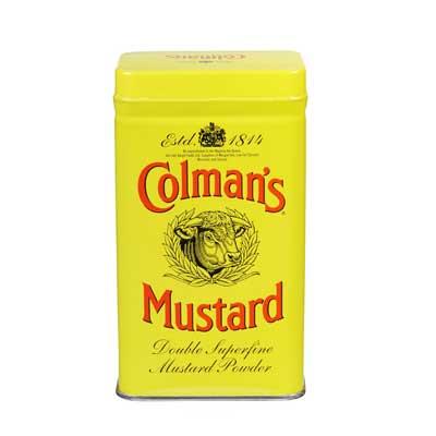 Colman's Mustard double superfine mustard powder