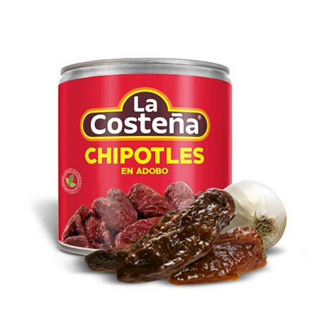 chipotle pepers in adobo saus waar te koop?