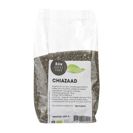 Chiazaad AH - Raw Organic Food Chiazaad raw biologisch.JPG