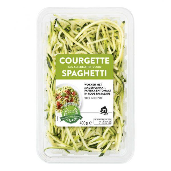Courgette Spaghetti ah Albert Heijn