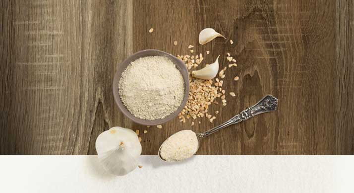 knoflookzout zelf maken