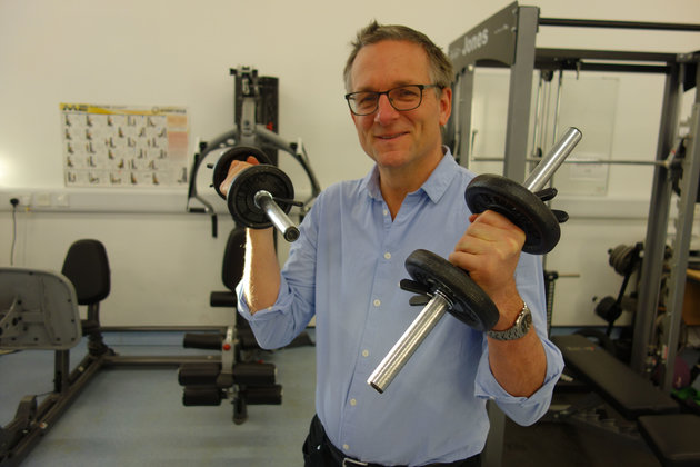 snel en efficient fit worden michael mosley